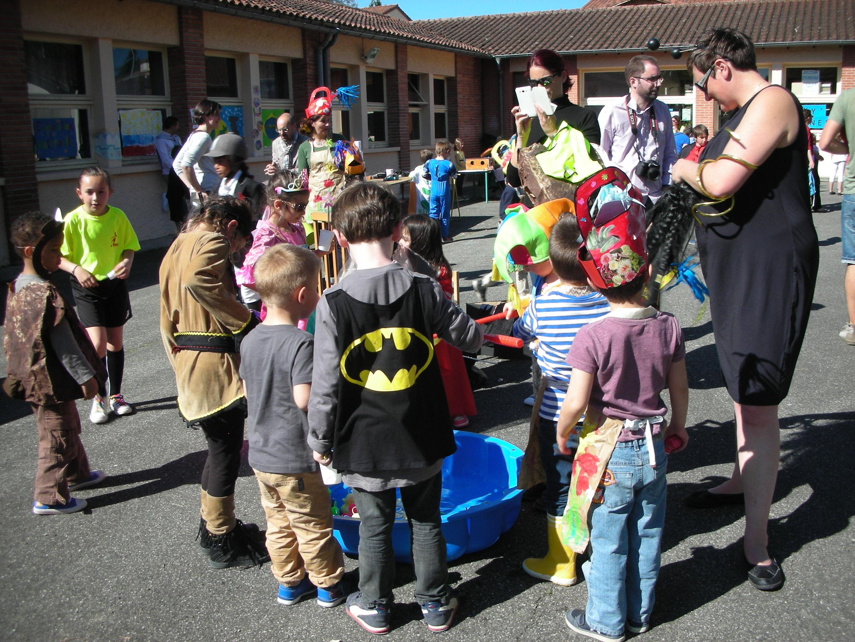 Carnaval du LEC